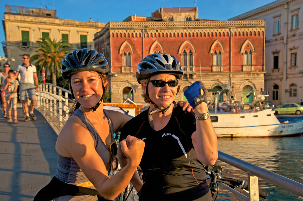 sicily bicycle tours
