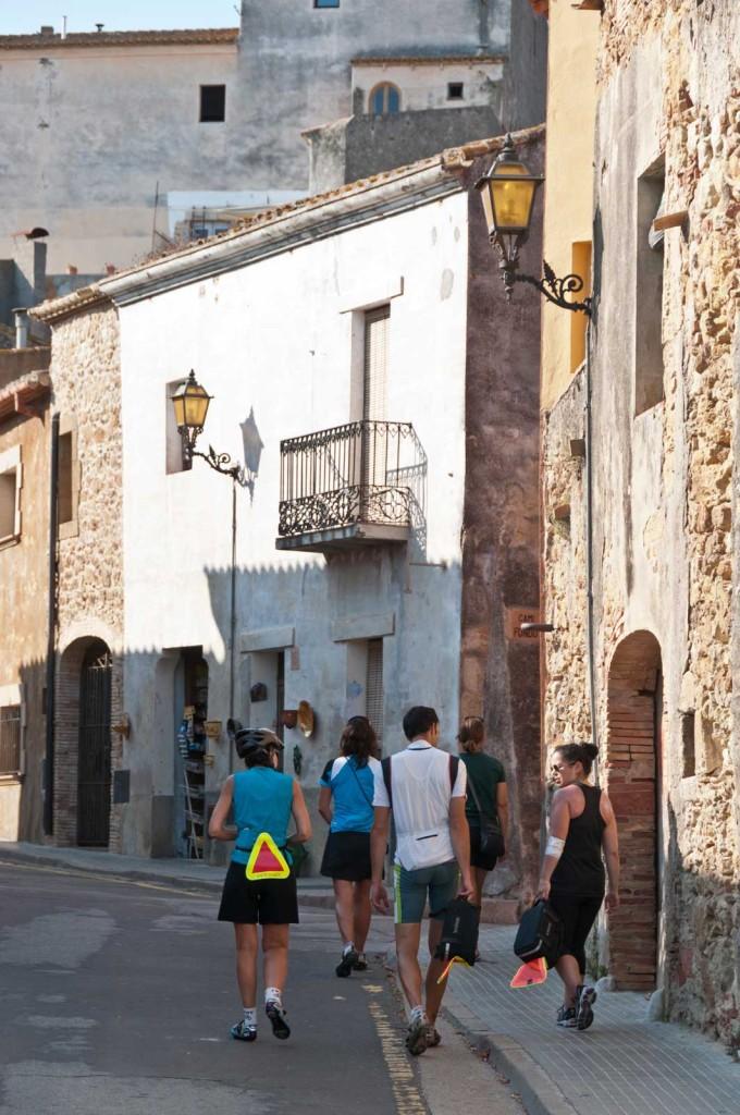 Spain active travel