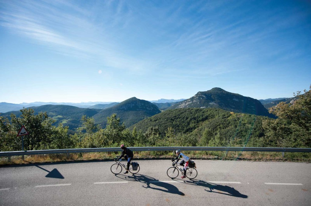 Spanish Pyrenees bicycle tours
