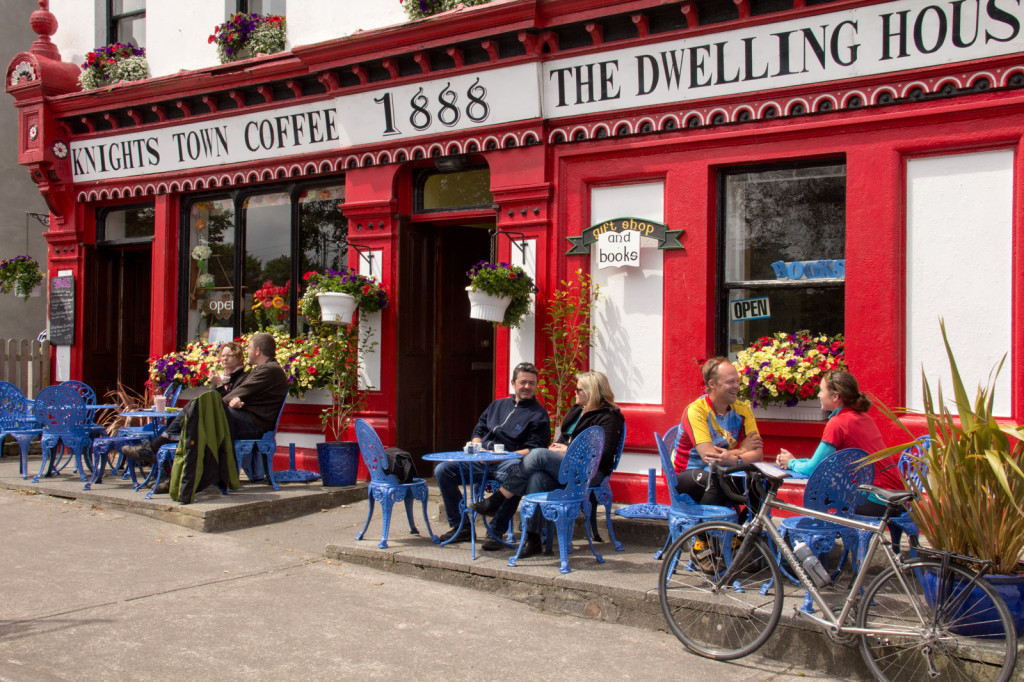 Knightstown Coffee, County Kerry, Ireland
