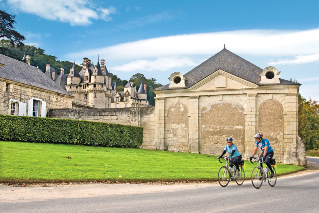 Loire Valley bicycle tour