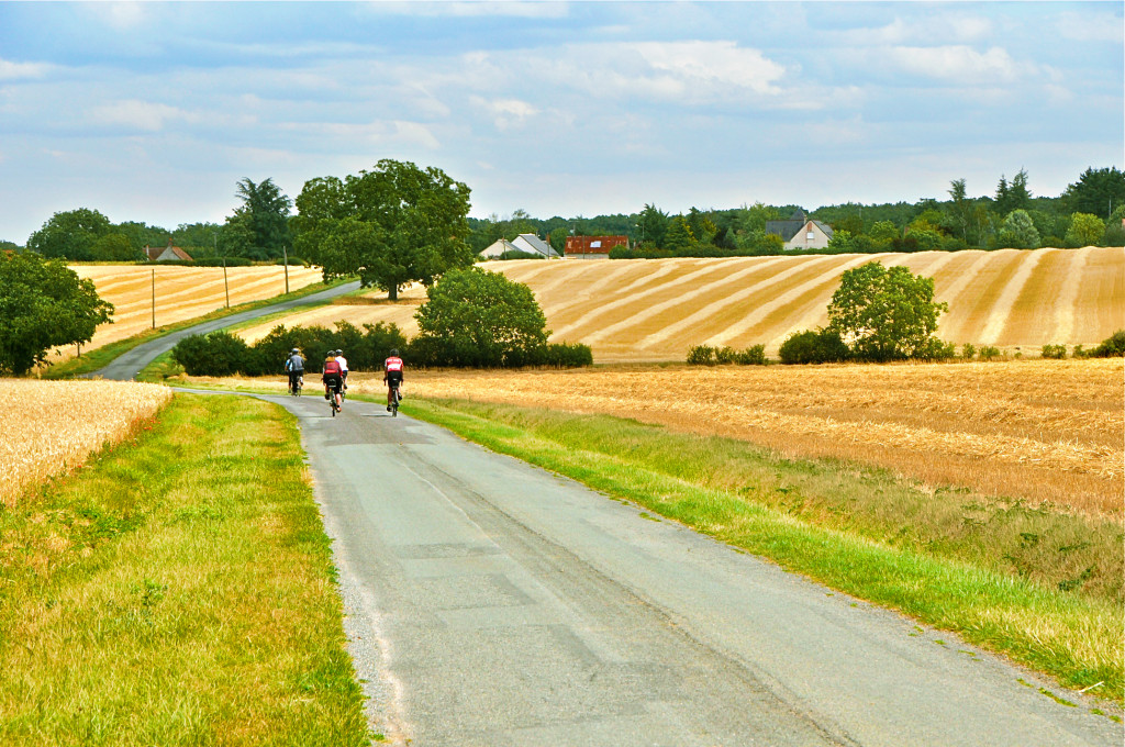 Loire Valley bicycle tours