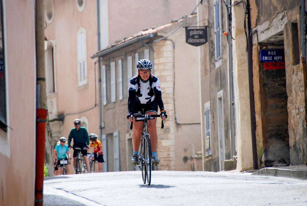 Provence bicycle tours
