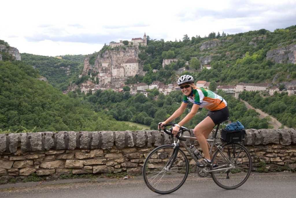 Dordogne bicycle tours